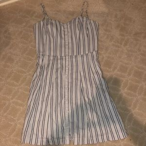 Urban Outfitters stripe dress